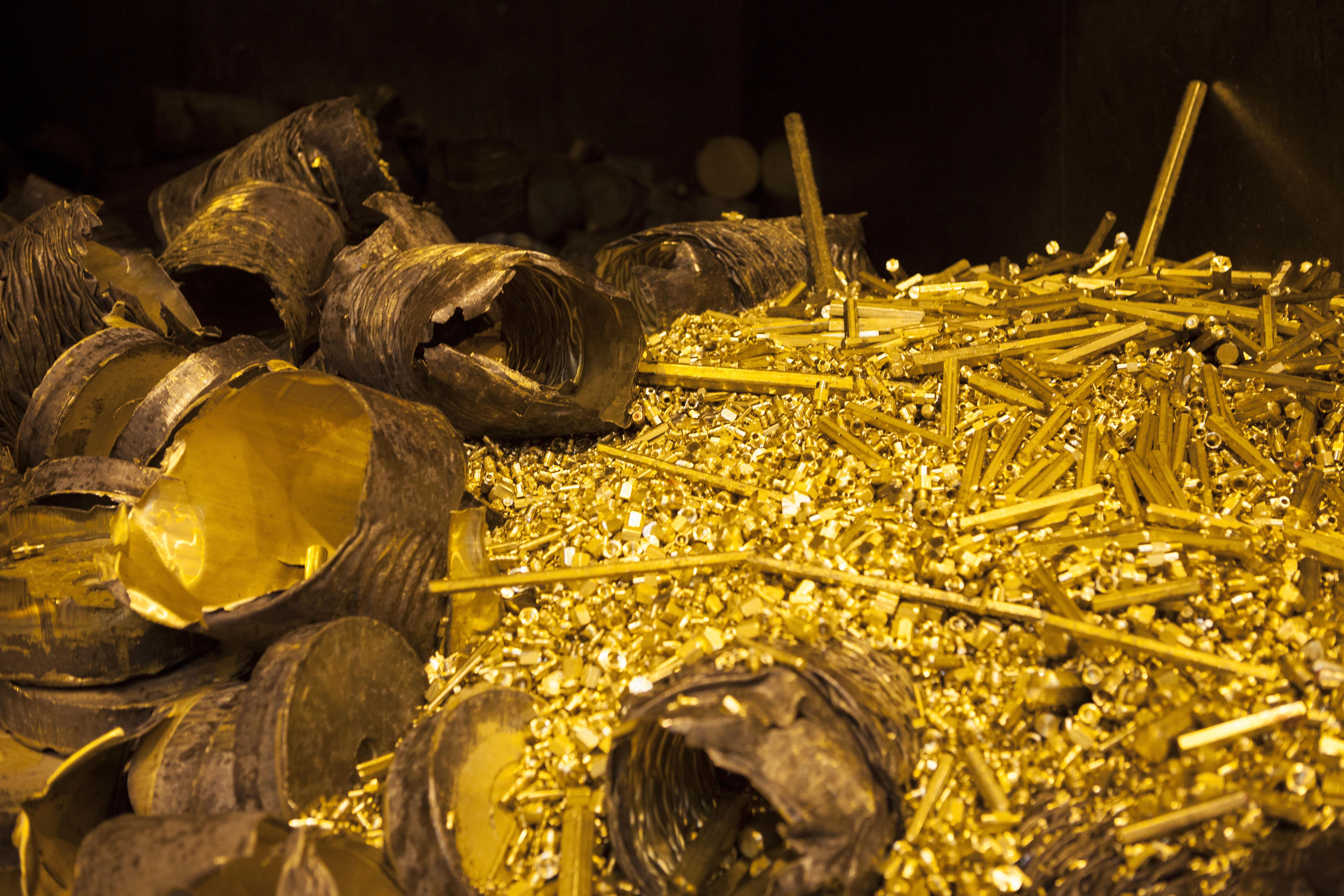 Recycling Brass