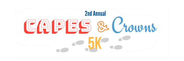 Capes and Crowns 5k